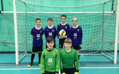 Year 6 Football – Finals here we come!