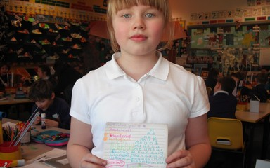 Ashleigh's Spelling Homework