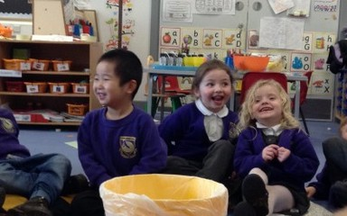 Nursery Antics