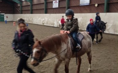 Washington Riding Centre: Reception F Saddle Up for Fun!