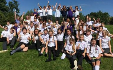 Goodbye Year 6; we salute you!