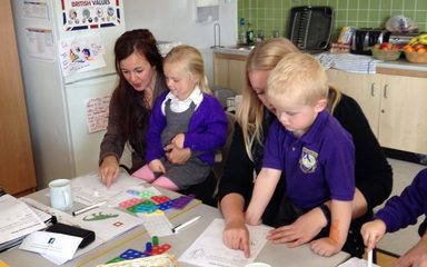 Family Learning – Let's learn together!