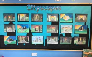 Year 6 Cityscapes