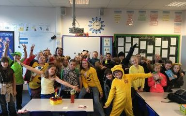 Children in Need Y6 Fundraising