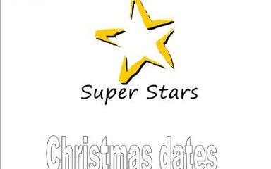 Christmas – key dates and events in Nursery