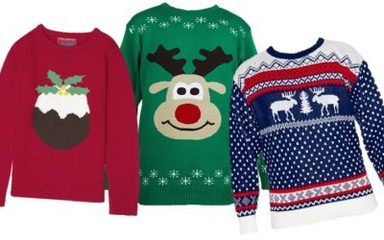 Year 3 and 4 Christmas Jumpers!