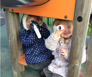 A Chilly Start to the New Year in Nursery