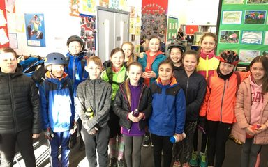 Year 6 Cycle Challenge C2C