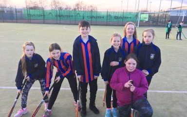 Year 6 Hockey