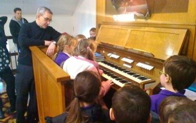 Year Two Church Visit