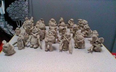 Our Finished Terracotta Army