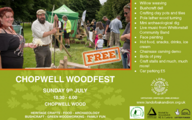 Chopwell WoodFest