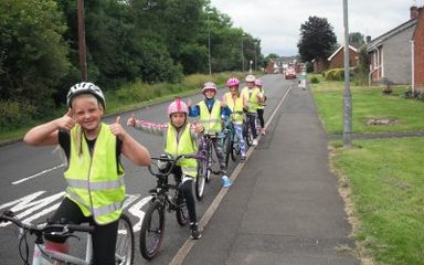 Year 5 Bikeability Training