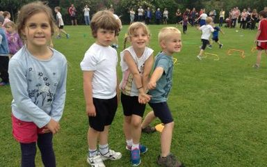 Early Years Sport Stars!