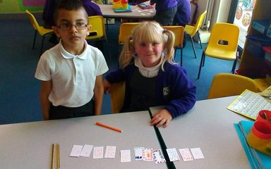 Our First Week in Year 1/2B