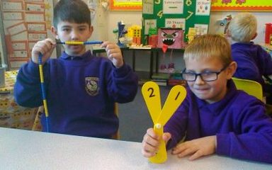 Comparing numbers- which is bigger?