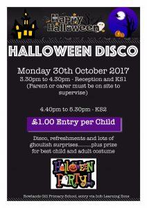 PTA Halloween Disco