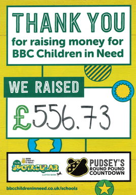 Children in Need Donations