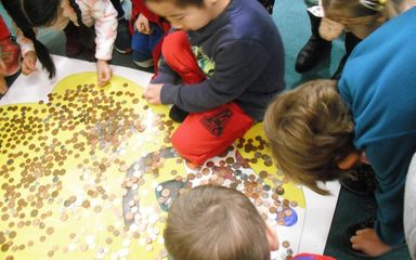 Pudsey Bear Day in 1M