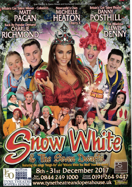 Snow White Pantomime