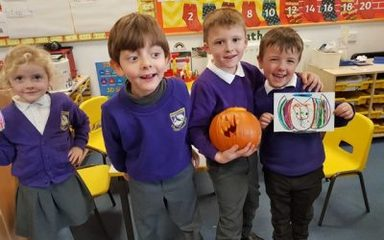 Pumpkin Carving in 1M