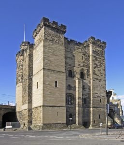 2D Visit to Newcastle Castle & Keep