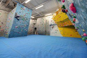 3A Trip to Durham Climbing Centre