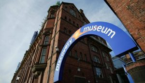 1/2B Trip to Discovery Museum
