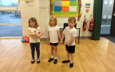 Little Kickers in Reception