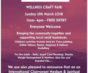 Wellness Craft Fair