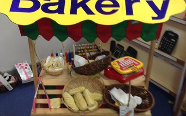 NURSERY BAKERY