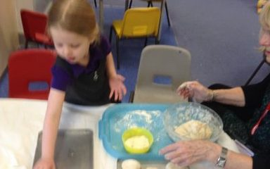Great Nursery Bake off