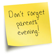 Whole School Parent Consultation Evenings