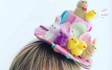 Easter Bonnet Fun!