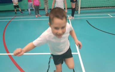 Yr 1 Multi Skills at Thorp Academy