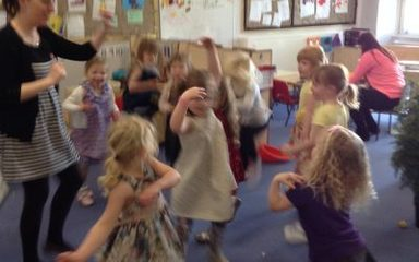 Welcome Back To Nursery Miss Corr