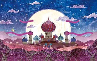 3/4L Arabian Nights Stories
