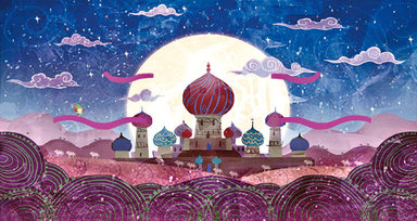 3/4L Arabian Nights Stories