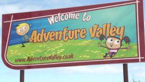 Reception - Adventure Valley Trip