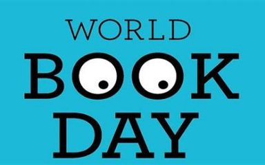 Our World Book Day – Wednesday 9th May 2018