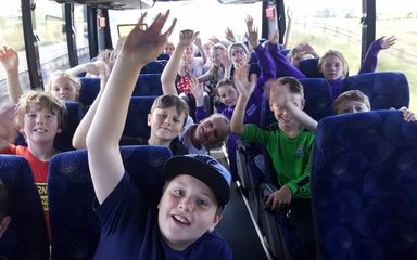 Year 6 – Kingswood here we come!