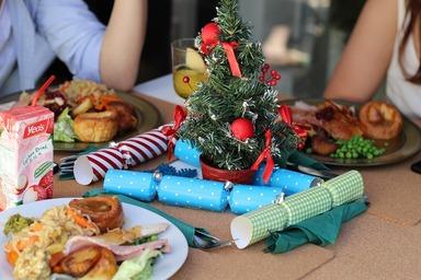 Christmas Dinner – Thursday 20th December 2018