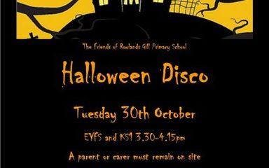Halloween Disco!