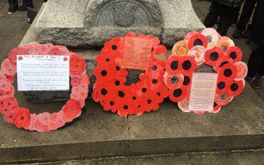 Cenotaph – Remembrance Service