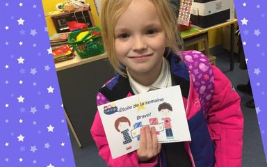 Fun French Star of the Week!