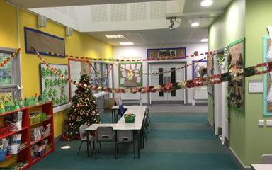 Christmas has arrived at RGPS!