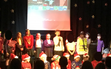 Year 5 & 6 Christmas Performance