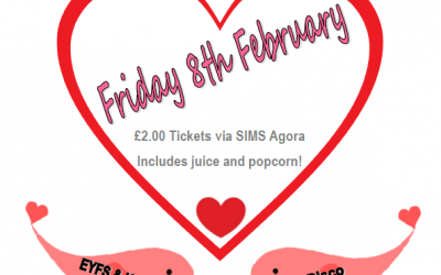 Red Heart Disco – Friday 8th February 2019